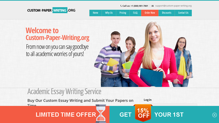 custom-writing.org discount code 2012 Buy-custom-writingscom provides smart custom writing services online if you want to write my custom writings we will do your essays, research papers, thesis dissertations, courseworks fast and high-quality.